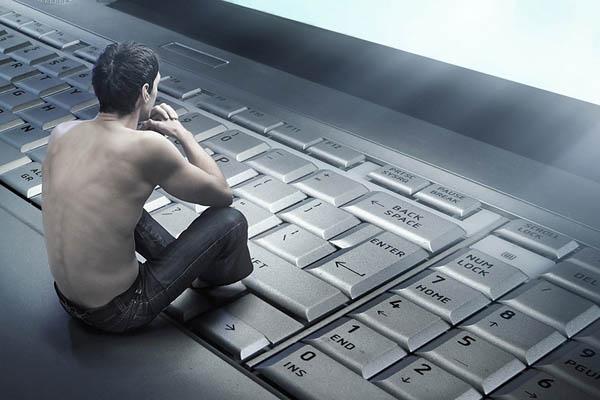Как определить у человека Интернет зависимость